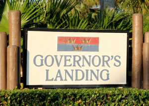 governors landing